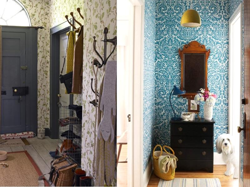 Дизайн прихожей в квартире: фото